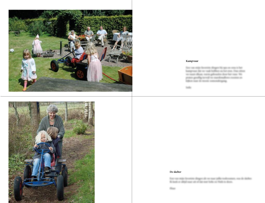 verhalenvanger, fotoalbum